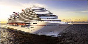 Carnival Cruise Lines - Carnival Vista Cruise Ship Details (Debuting Spring 2016)