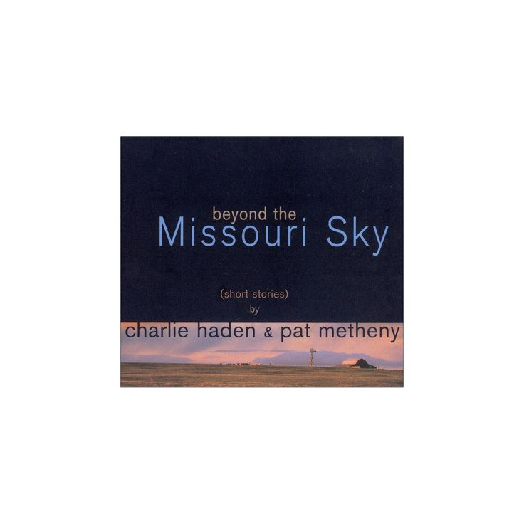 Charlie haden - Beyond the missouri sky (CD)