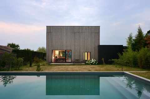 Top prefab homes design around the world. Conceptual and eco homes design, modern modular  houses