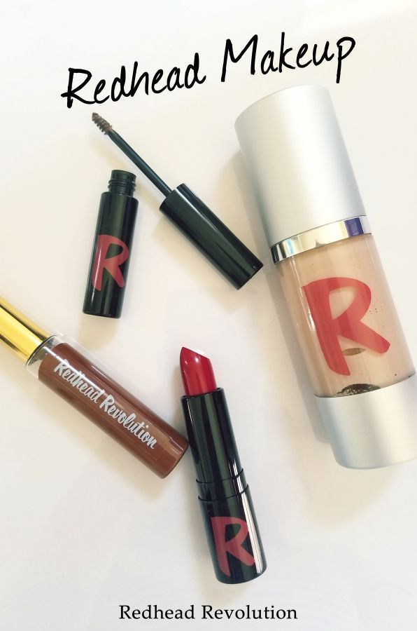 What's your perfect redhead makeup bundle? Find makeup made for redheads at Redhead Revolution.
