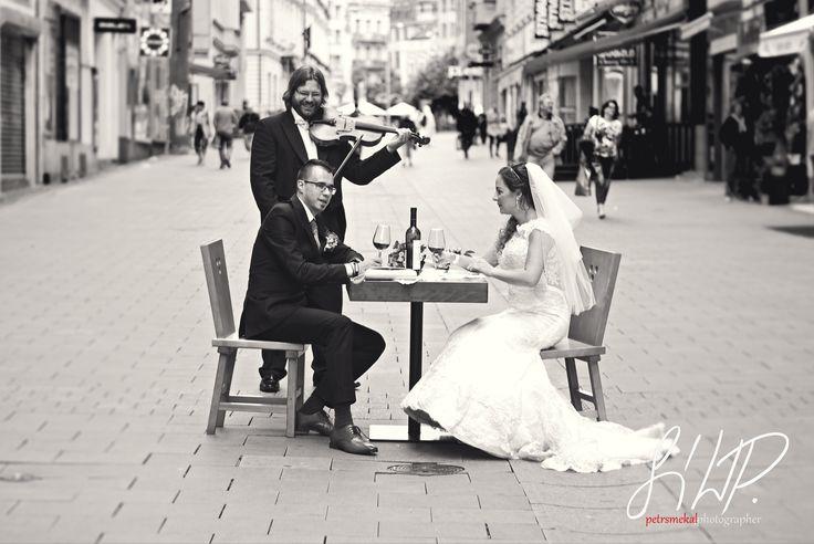 svatební a portrétní fotograf Petr Smékal