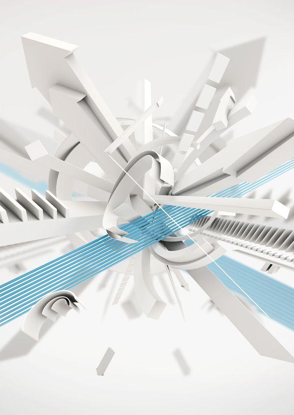 Best D Artwork Images On Pinterest D Design D Animation - Amazing 3d artwork dani aristizabal