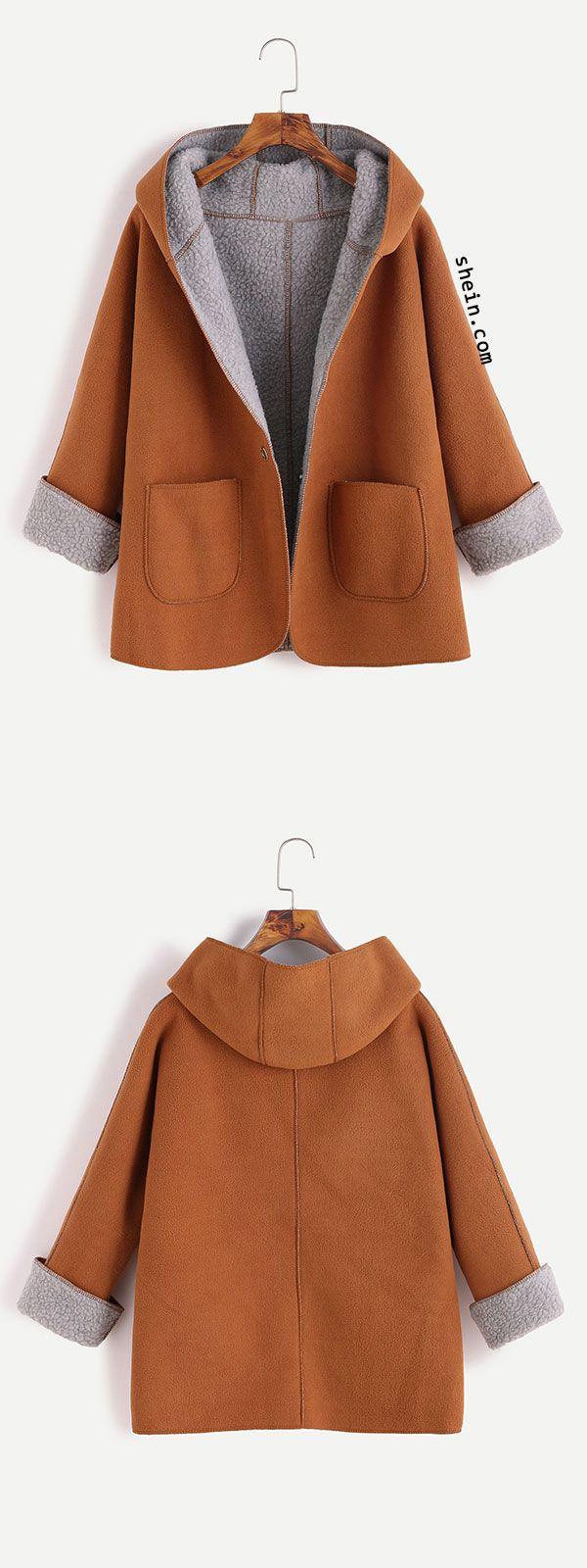 Short length cheap coat for winter.