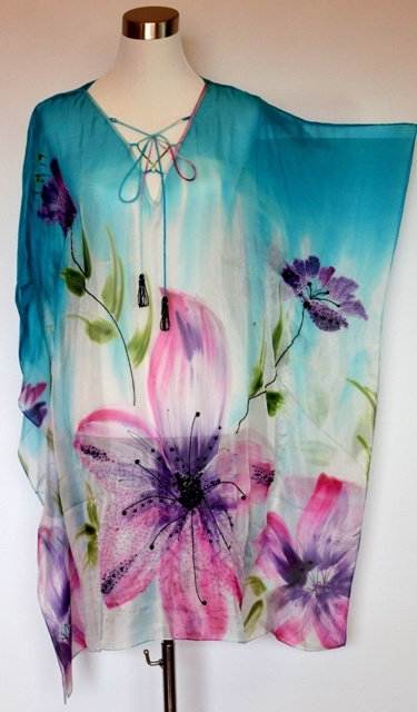 1025 Best Images About Silk Painting On Pinterest