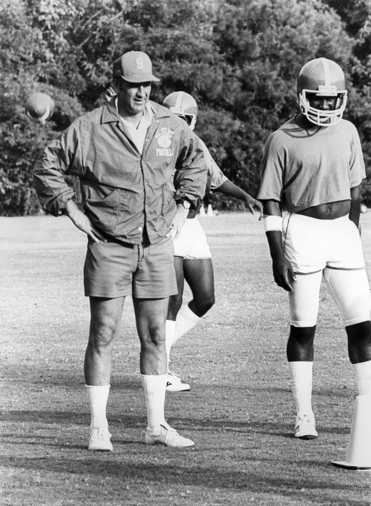 N. C. State football coach Monte Kiffin