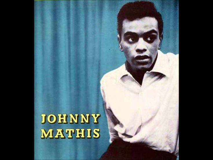 Johnny Mathis. I Won,t Cry Anymore.