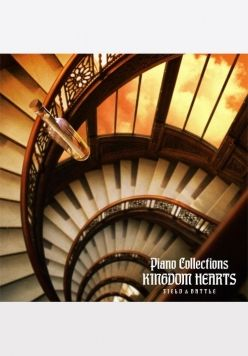 PIANO COLLECTIONS KINGDOM HEARTS FIELD & BATTLE [CD]
