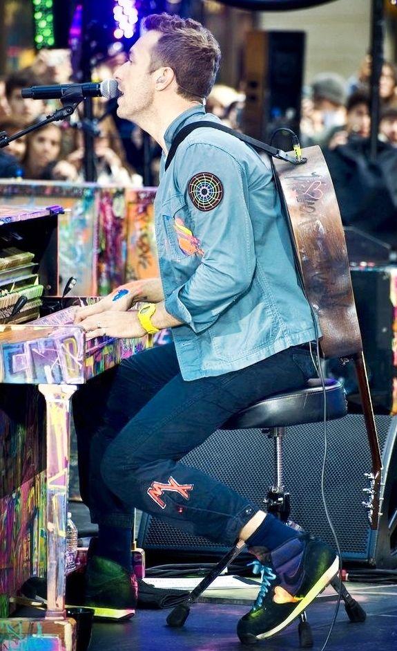 Chris Martin #Coldplay #ChrisMartin