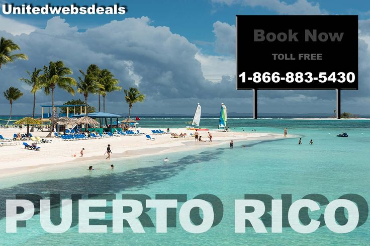Grab your cheap flights to visit Puerto Rico (SJU) for American, Delta, United Airline and more on Unitedwebsdeals. Get the maximum discount on flights ticket. Book Now!!