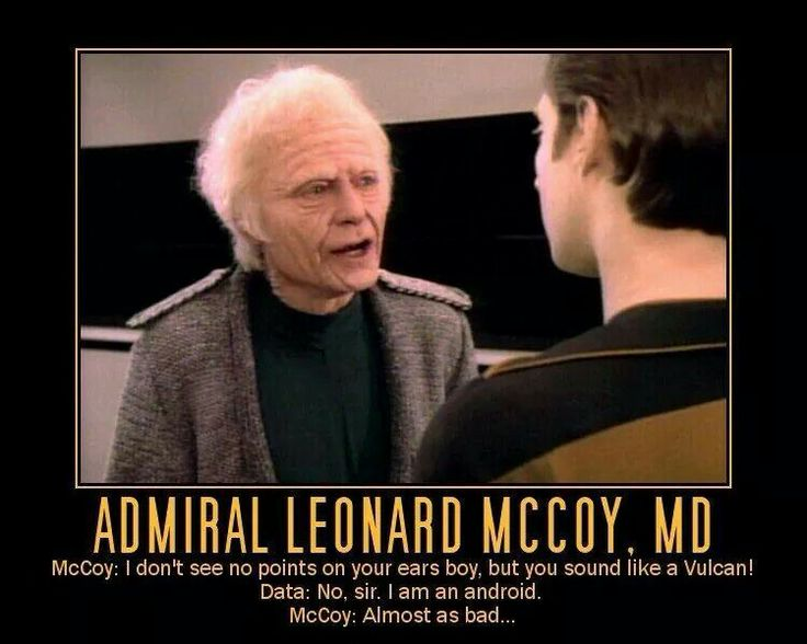 Admiral McCoy