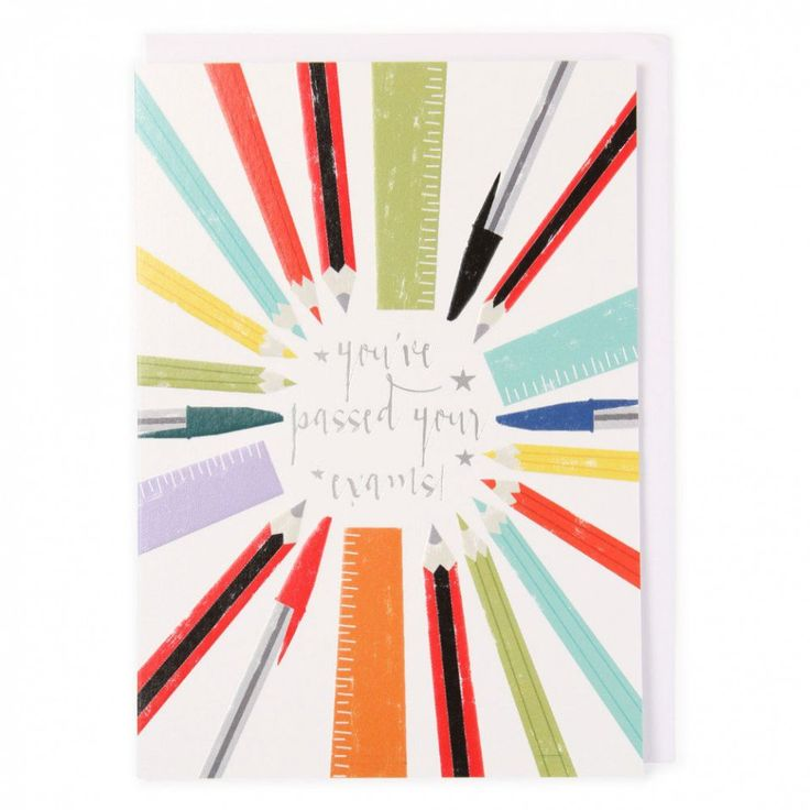 Best 25+ Congratulations card exam ideas on Pinterest They see - best wishes for exams cards