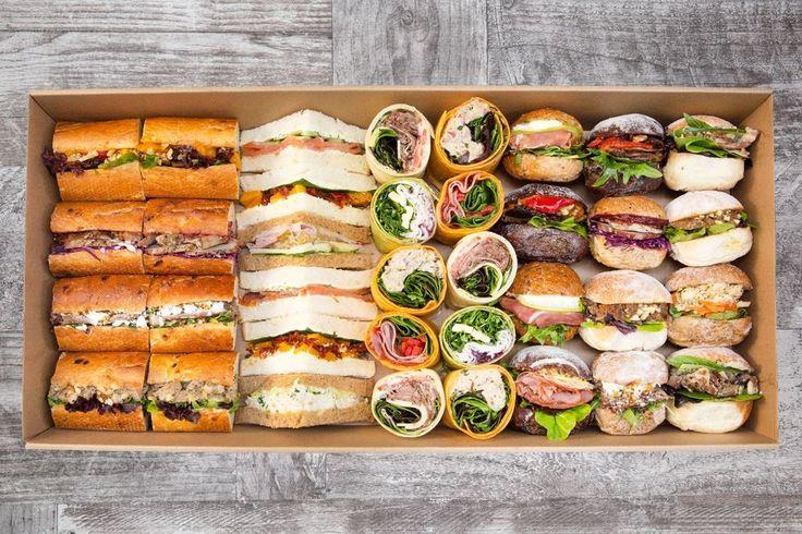 Bread Project: Gourmet Sandwiches, Mini Wrap, Mini Baguettes, and Mini Rustic Rolls