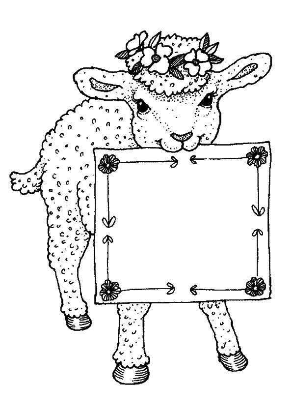 print coloring image - MomJunction | Animal coloring pages ...