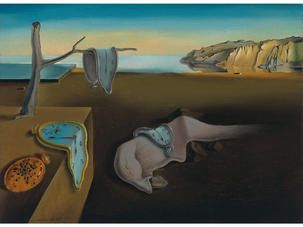 The Persistence of Memory (1931), Salvador Dalí  MoMA NYC