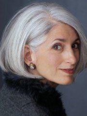 50+ kapsels voor dames met grijs haar …21 stuks!!
