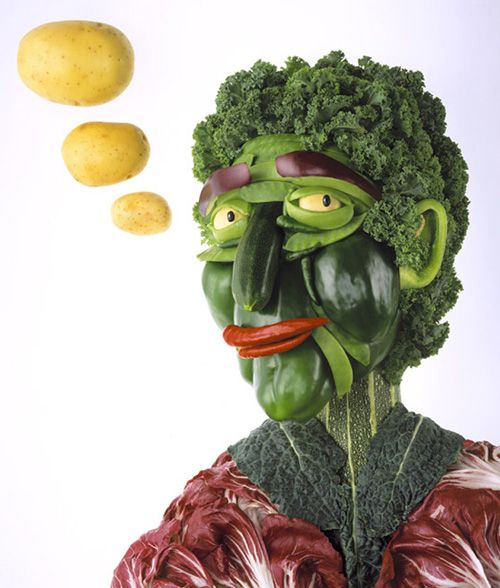 Stunning Pieces of Edible Art – For the Love of Food #art #creativity #foods