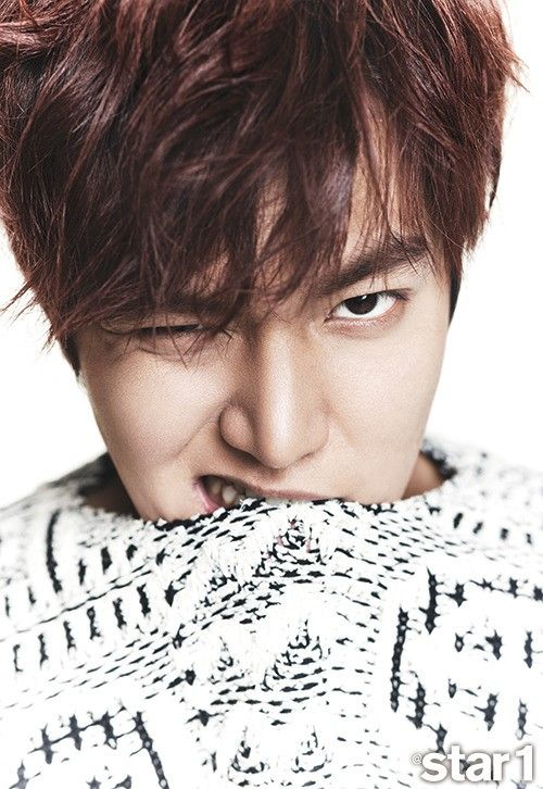 Lee Min Ho wants to show you sides of him you've never seen
