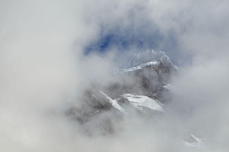 Fog in Torres del Paine Shutterstock