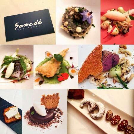 Restaurante somod en gracia barcelona tanto el men de - Restaurante tokyo barcelona ...
