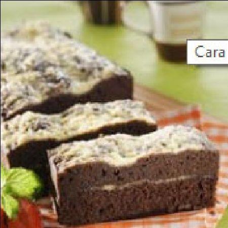 Resep Olahan Singkong Modern: Brownies Singkong Keju