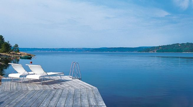 #scenery at Hotell Holmsbu - Quality Hotel & Resort Holmsbu