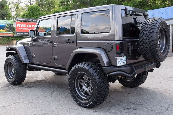 Aev Rear Bumper With Tire Carrier 4x4 Pinterest Jeeps