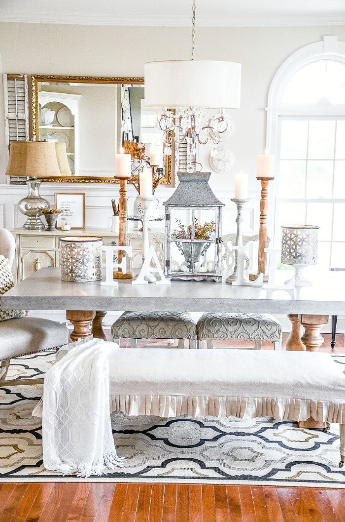 Home Style Saturdays No 102 Fall Decor A Pumpkin Craft New Source For Modern Farmhouse Sitting Room Ideas And Two Apple Dessert Recipes