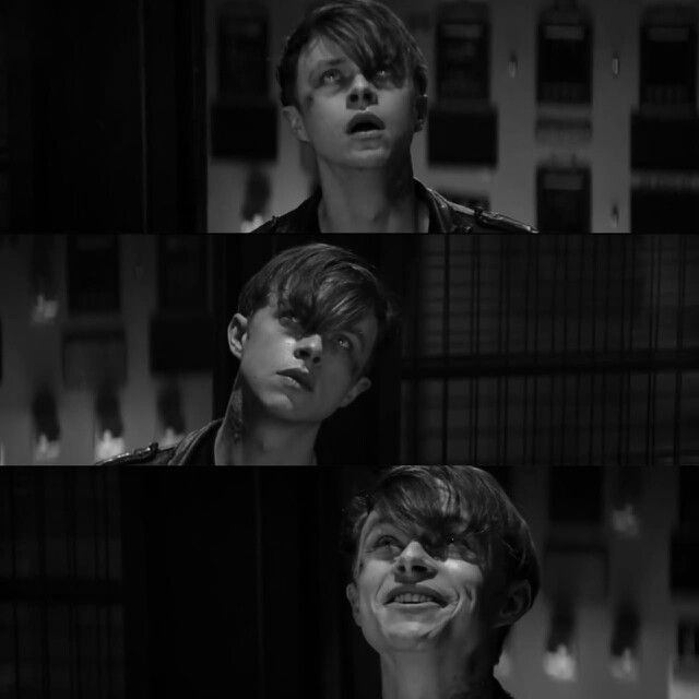 Dane DeHaan as Harry Osborn in The Amazing Spiderman 2 #tasm 2 #green goblin #harry osborn