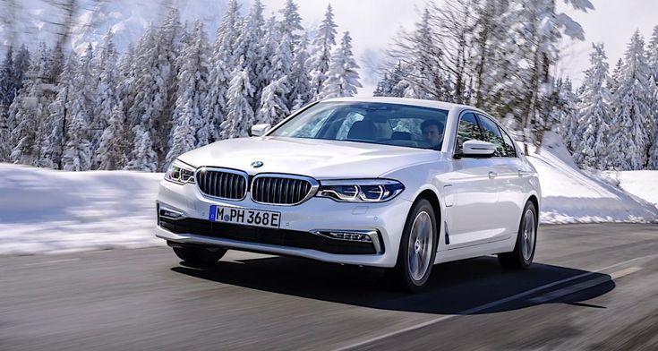 BMW 530e iPerformance : la nouvelle Série 5 passe à l'hybride rechargeable