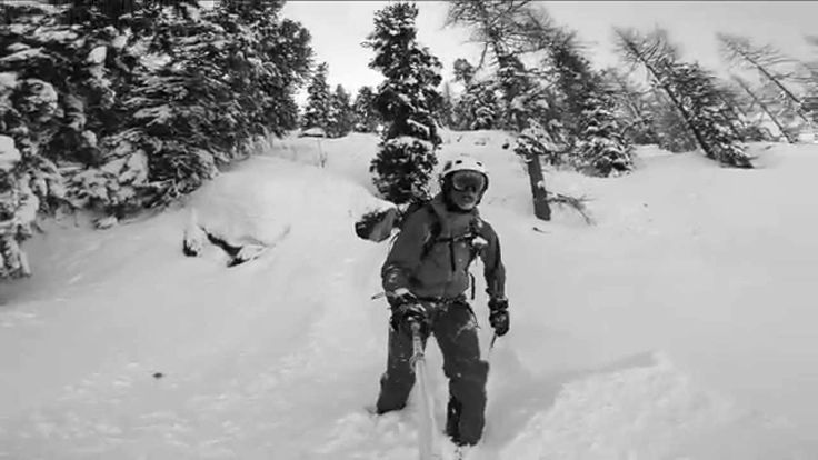 Pillow Skiing in Austria, March '14 - Liberty Mutant, GoPro Hero 3+ Blac...