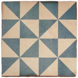 Carrelage imitation carreau ciment sol et mur 20 x 20 cm - VI0203007