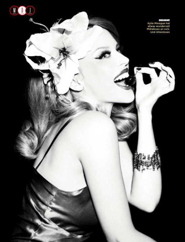 Kylie in GQ magazine