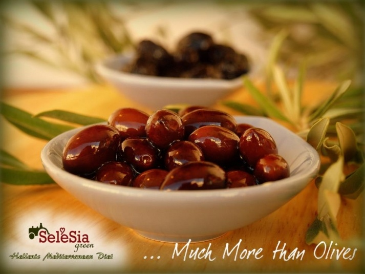 Selesia Green Hellenic Mediterranean Diet | Living Postcards - The new face of Greece