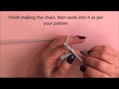 Do away with the slip knot at the start of your work for a smoother finish and no knot!!!  #tcdesignsuk #tutorial #crochet #mmmakers