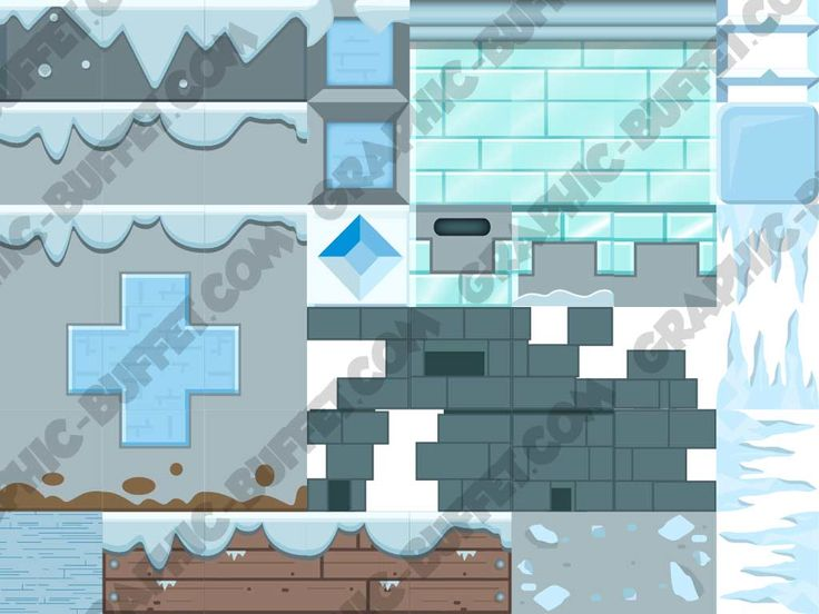 240+ Game Tiles ready to use and ready to edit The ultimate tile pack is every indie game designers new best friend. This huge game graphic pack has 240 tiles which include green zones, ice levels, futuristic levels, old villages, wooden ships, castle walls, bamboo fences, all sorts... the only limit is your imagination!!!