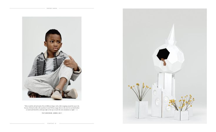 Kinfolk Magazine Issue 11. Produced by WE ARE UP Production. Shot by Neil Bedford. Styled by Rachel Caulfield,H&M by Hester, Set Design Helen Macintyre