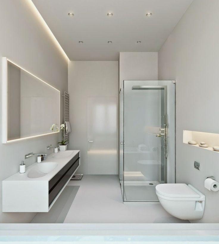 18 besten Bad Bilder auf Pinterest Badezimmer, Badezimmerideen - led leuchten f r badezimmer