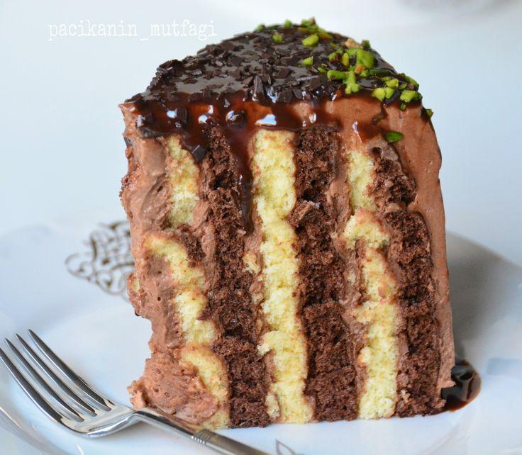 Sürpriz Pasta | Paçikanın Mutfağı