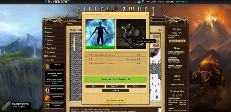 browser mmos