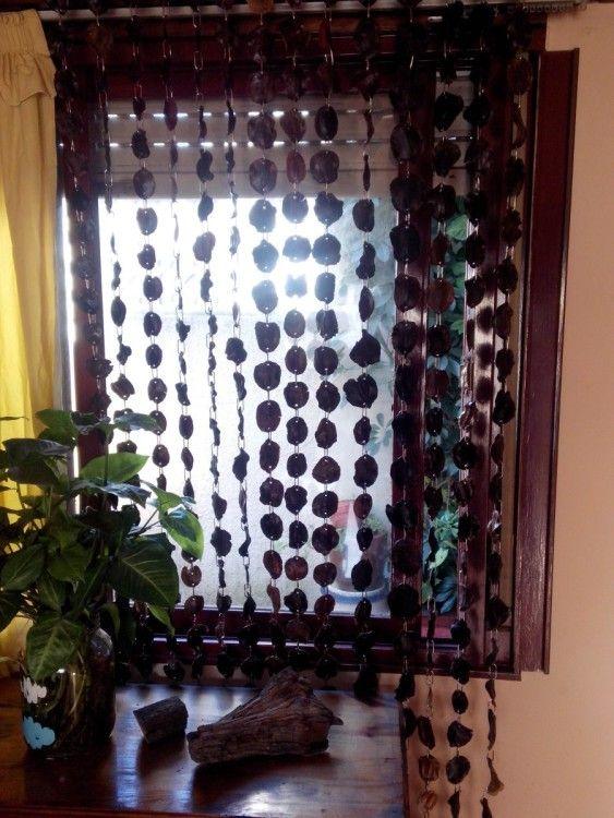 cortinas artesanales