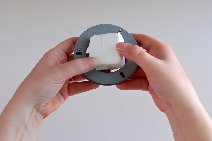 Step 1: Avi-003 Spin™ - the Smart-Spool™ for tablets & iPads