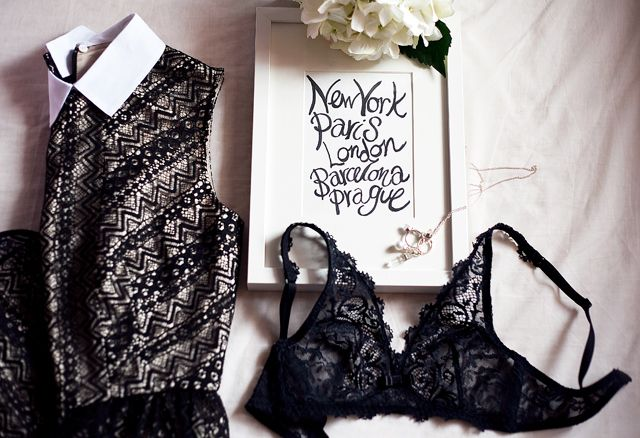Lover the label lace dress.