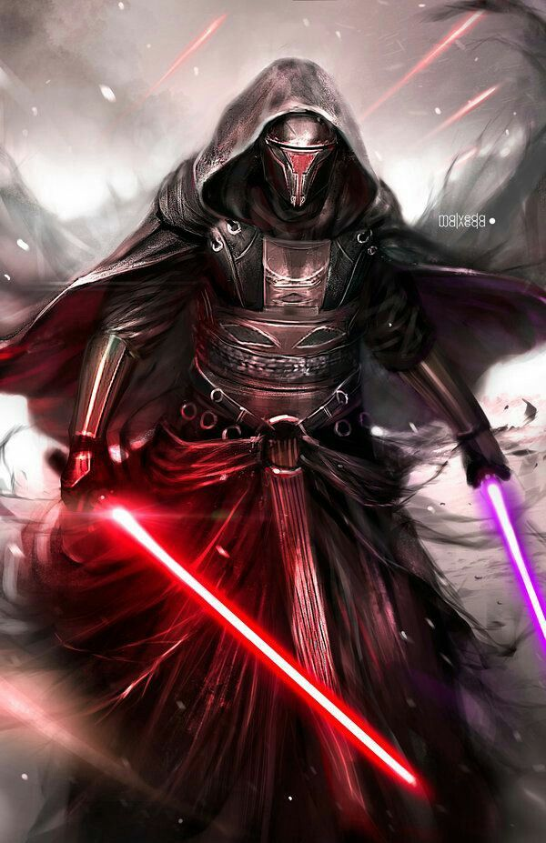 Though obviously the costume for our film will be nothing like so fancy, Darth…