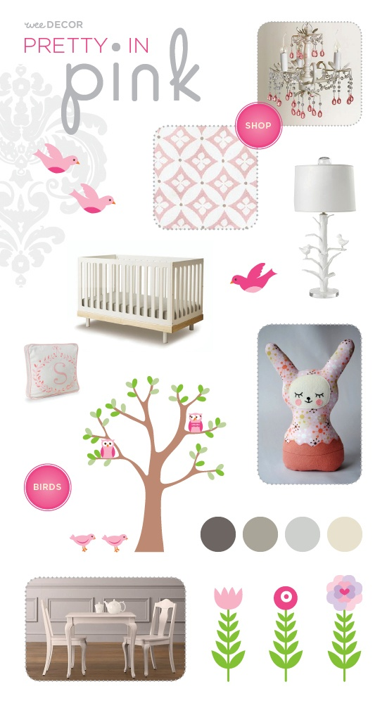 Pin By Allison Y On Nursery And Baby Gear Pink Baby