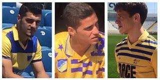 APOELGROUP.COM: 9 ποδοσφαιριστές 9 διαφορετικές φανέλες