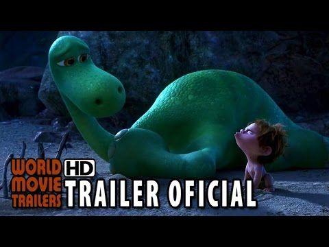 O Bom Dinossauro Trailer Oficial (2016) - Disney Pixar HD