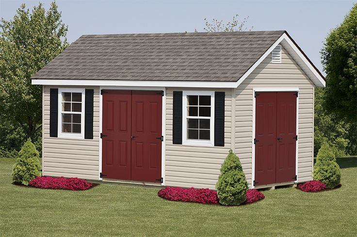 17 Best images about Storage Sheds on Pinterest | Cottages, Sheds and Minis