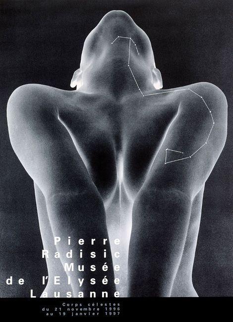 1996, Pierre Radisic - heavenly bodies: Werner Jeker