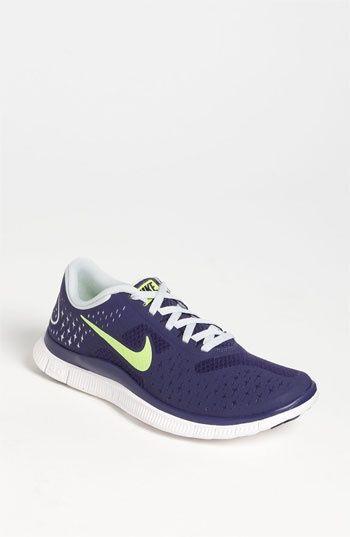 Nike 'Free 4.0 V2' Running Shoe (Women) | Nordstrom (cheaper at finish line)  @ http://www.best-runningshoes-forwomen.com/ #shoes #womensshoes #runningshoes