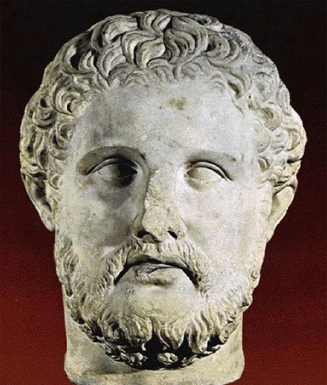 Αλκιβιάδης Κλεινίου Αθηναίος, Αθηναίος πολιτικός, ρήτορας και στρατηγός  (450 π.Χ.-404 π.Χ.)